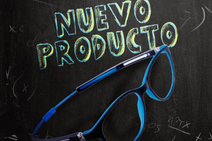 Nueva línea de lentes para niño